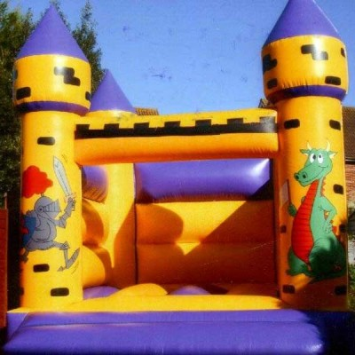 Dragon Bouncy Castle