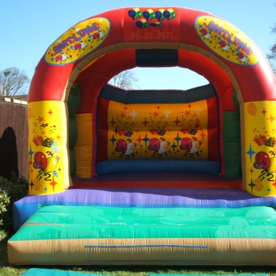 Its-party-time Bpuncy Castle 5ft
