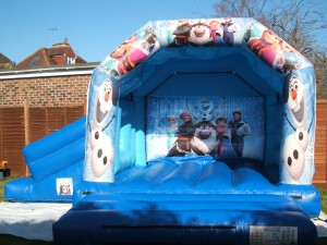 Bouncy Castle, Brighton